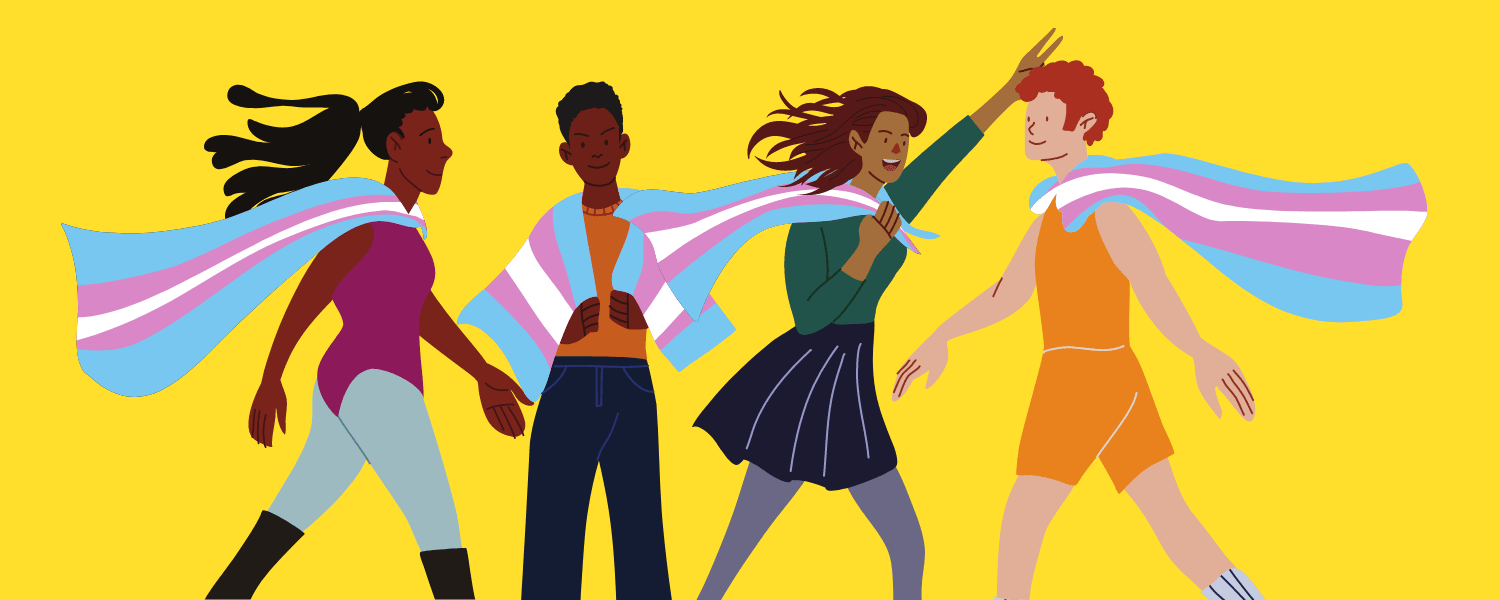 6 things you can do to create inclusive spaces for trans young people