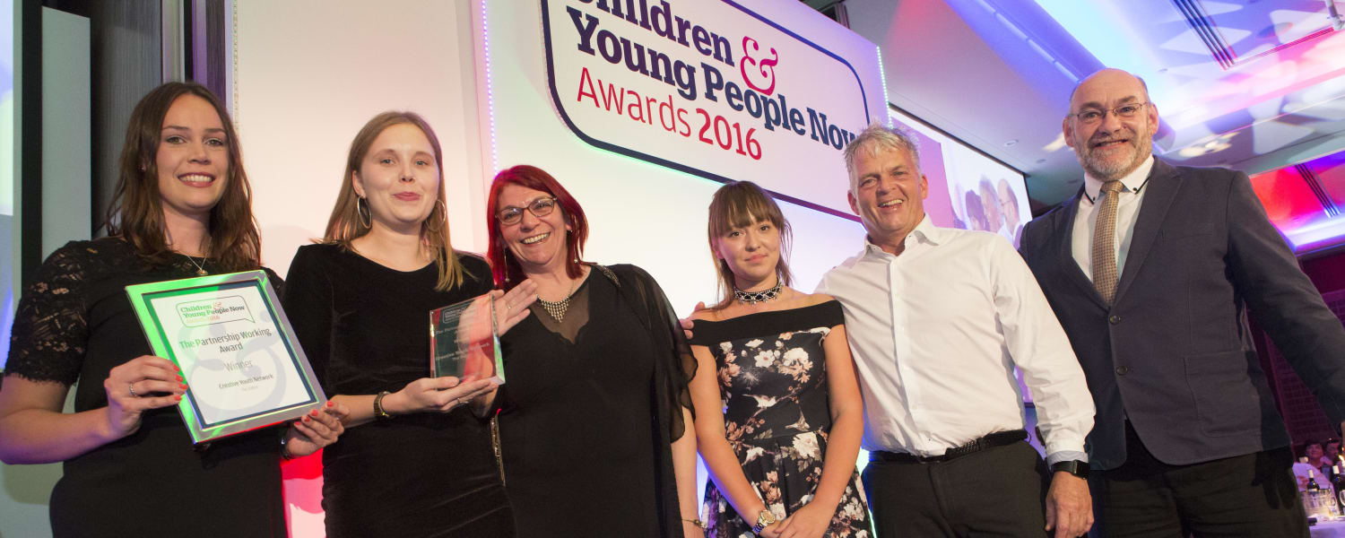 Partnership Award - Children and Young People Now