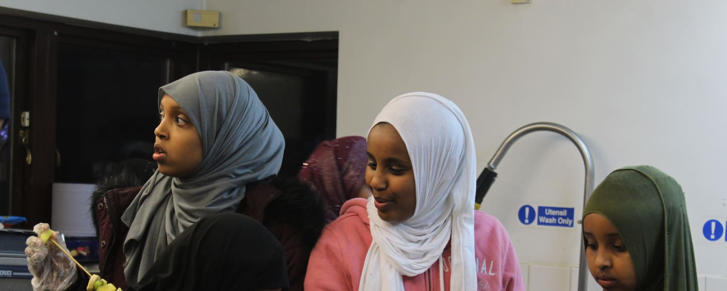 Somali young womens group