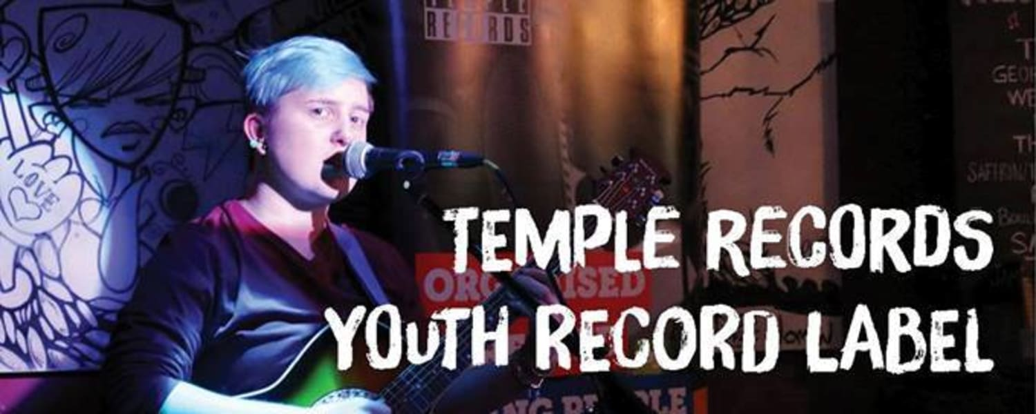 Album release: It's Happening! from Temple Records